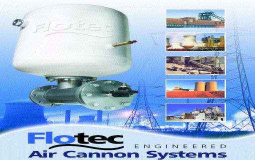 Flotec air canon systems